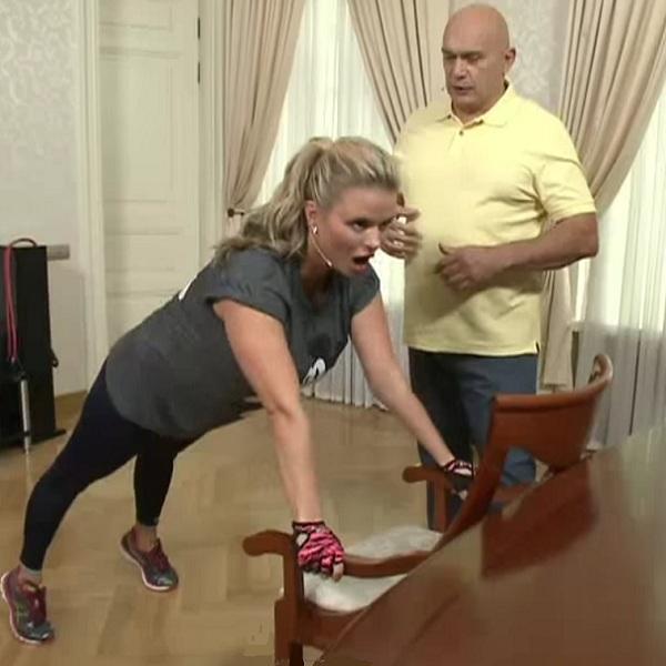 Лечебное упражнение на кресле для плечевых суставов рук | Плечевой сустав, лечение заболеваний упражнениями